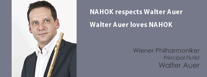 Walter loves NAHOK