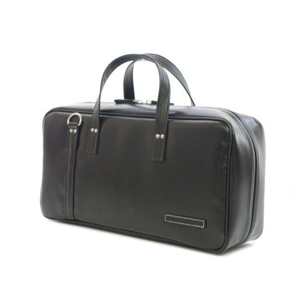 Photo2: NAHOK Oboe Case Bag [Camarade] Matte Black {Waterproof, Temperature Adjustment & Shock Absorb}