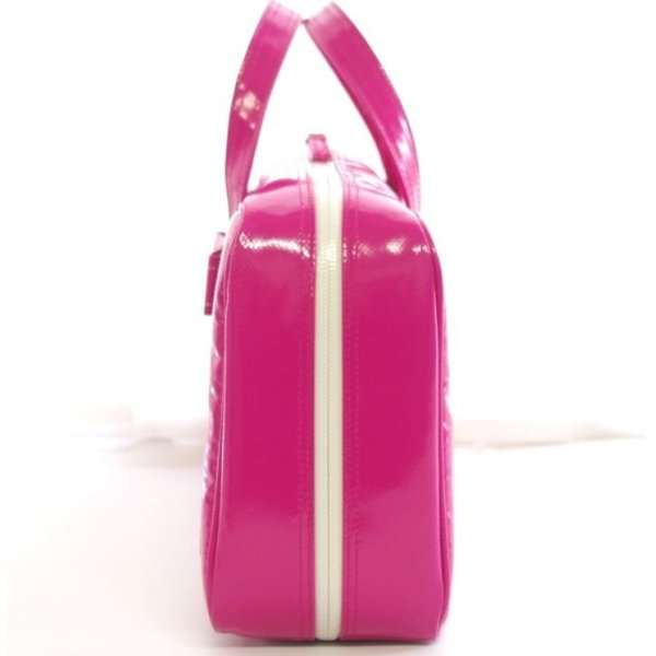 Photo4: NAHOK Oboe Case Bag [Camarade] Purple Pink / Ribbon {Waterproof, Temperature Adjustment & Shock Absorb}