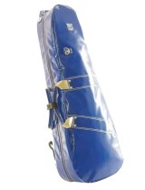 50%OFF NAHOK Violin Case [Paganini] Calypso Blue {Waterproof, Temperature Adjustment & Shock Absorb}