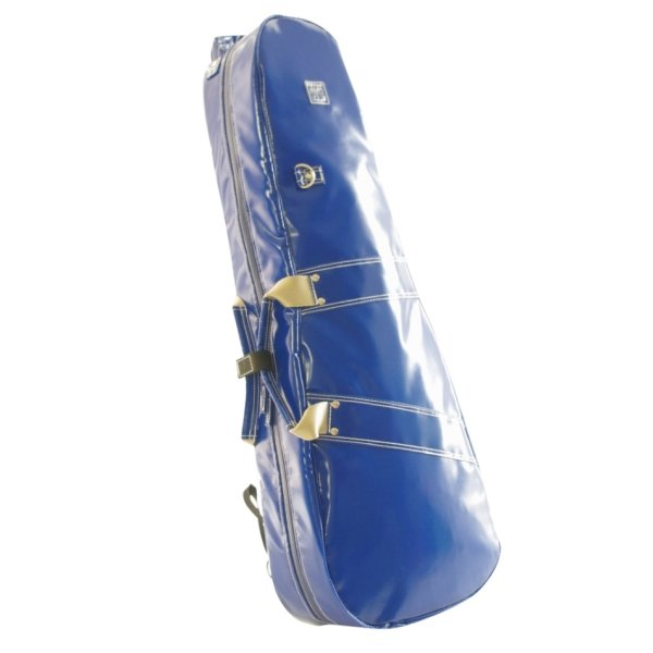 Photo1: 50%OFF NAHOK Violin Case [Paganini] Calypso Blue {Waterproof, Temperature Adjustment & Shock Absorb}