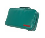 NAHOK Single Oboe Case Bag [The Mission] Matte Emerald Green {Waterproof, Temperature Adjustment & Shock Absorb}