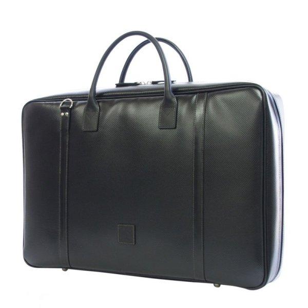 Photo2: NAHOK Briefcase for Oboe [Gabriel] Matte Black {Waterproof, Temperature Adjustment & Humidity Regulation, Shock Protection}