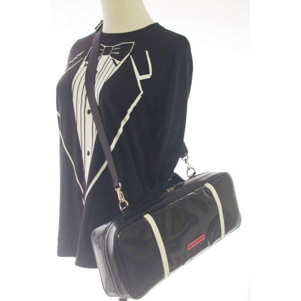 Photo5: NAHOK ES Clarinet Case Bag [Bullitt] Black / Ivory {Waterproof, Temperature Adjustment & Shock Absorb}