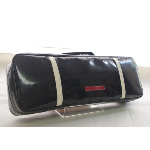 Photo4: NAHOK ES Clarinet Case Bag [Bullitt] Black / Ivory {Waterproof, Temperature Adjustment & Shock Absorb}