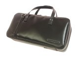 NAHOK Clarinet Case Bag [Camarade] Matte Black {Waterproof, Temperature Adjustment & Shock Absorb}