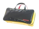 NAHOK Clarinet Case Bag [Camarade] German Triple (Black, German Red, German Yellow) {Waterproof, Temperature Adjustment & Shock Absorb}