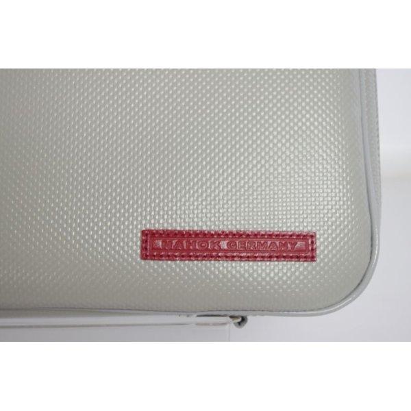 Photo3: NAHOK Single Oboe Case Bag [The Mission] Matte Light Grey {Waterproof, Temperature Adjustment & Shock Absorb}