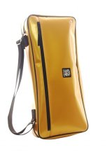 NAHOK Drum Stick Case Bag [Drum Line4] Gold {Waterproof}