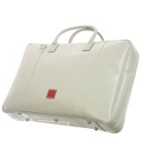 NAHOK Briefcase for Oboe [Gabriel] Matte Light Gray {Waterproof, Temperature Adjustment & Shock Absorb}