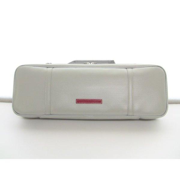Photo2: NAHOK ES Clarinet Case Bag [Bullitt] Matte Light Grey {Waterproof, Temperature Adjustment & Shock Absorb}