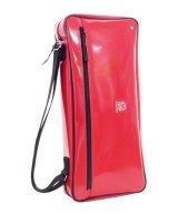 NAHOK Drum Stick Case Bag [Drum Line4] Scarlet {Waterproof}