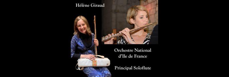 Ms. Helene Giraud