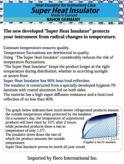 Super Heat Insulator